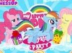 Дружба Это Чудо Сюрприз (Little Pony Party)