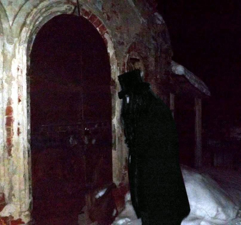 Загадочные и аномальные места Казани