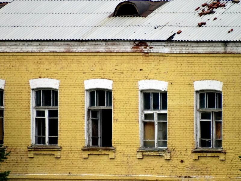 Виды с дома по ул. 1 Окружной, 5
