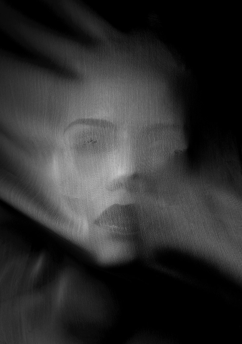 работа фотографа Альберта Уотсона / Ana - photo by Albert Watson