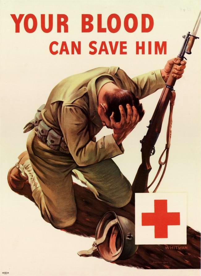 Твоя кровь может спасти его (США)