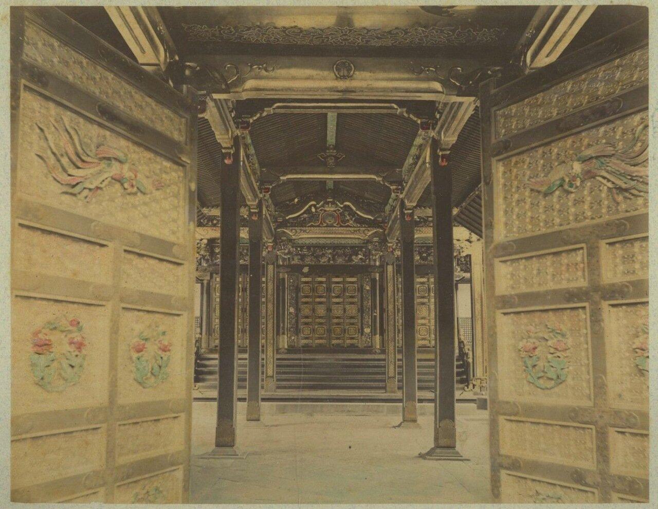 Токио, Храм Сегуна в Сиба