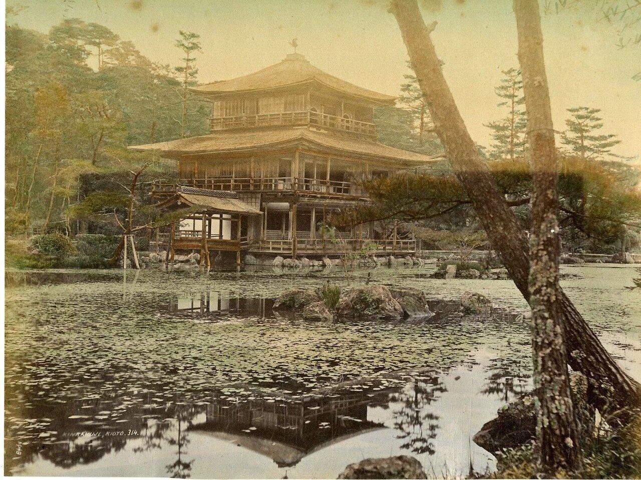 Киото. Кинкаку-дзи