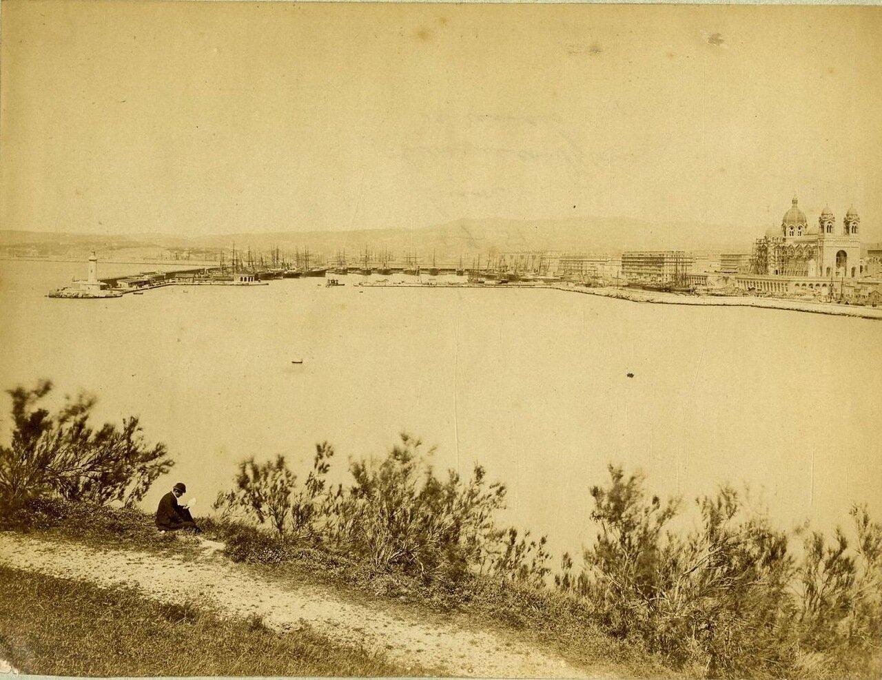Гавань и порт