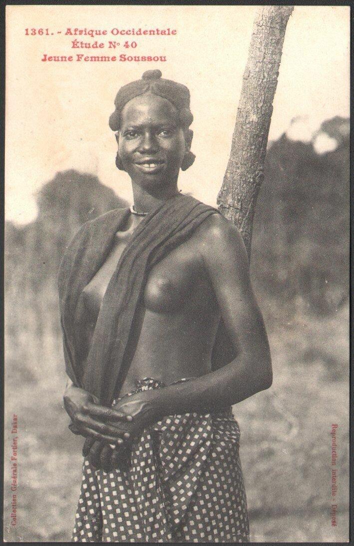 1361. Женщина народа сусу