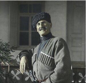 Мусахан Дадешкелиани, проводник по Сванетии
