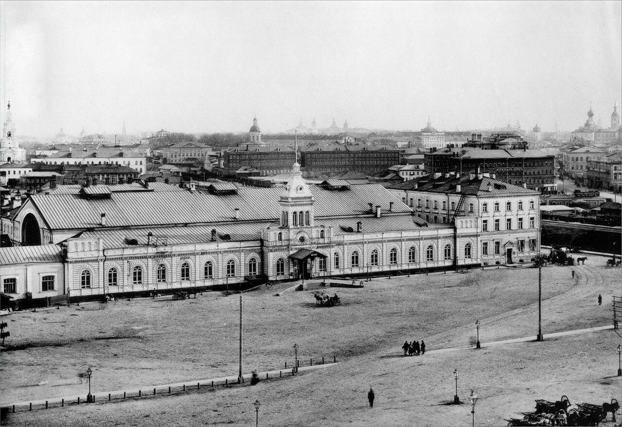 475. Рязанский вокзал