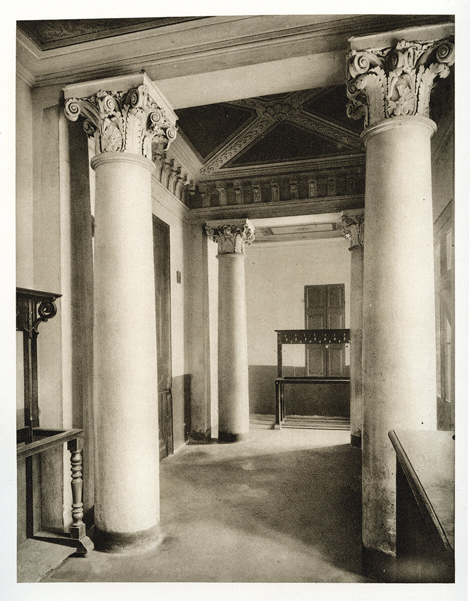 584. Строгановская дача. 1915
