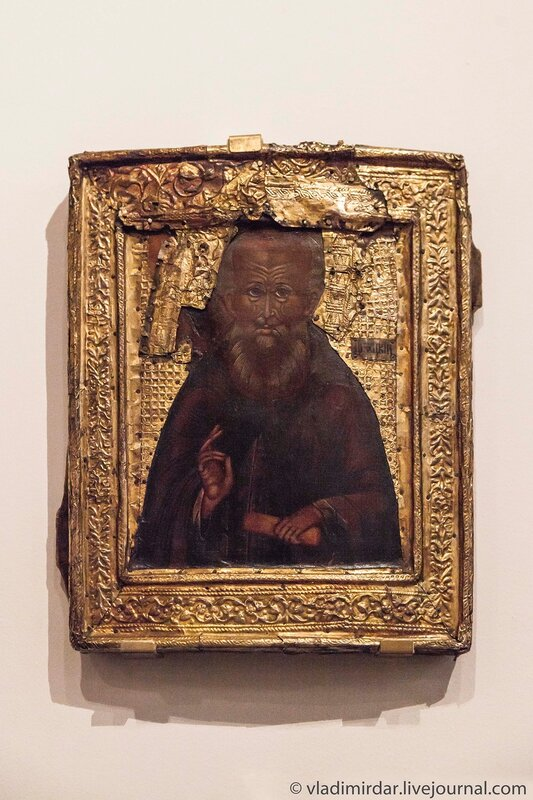 Икона «Преподобный Дмитрий Прилуцкий»