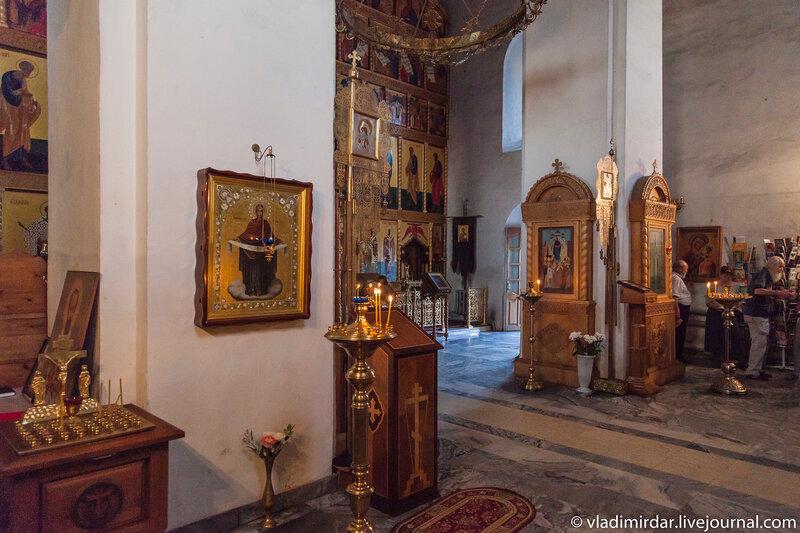 Собор Василия Великого Васильевского монастыря