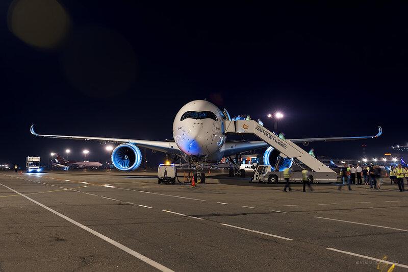 Airbus A350-941 (F-WWYB) Airbus D700199