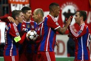 Бавария выиграла у Шахтера 7:0 в 1/8 финала Лиги чемпионов