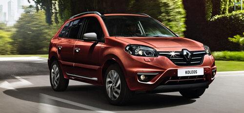 Renault выпустит в России эксклюзивную версию кроссовера