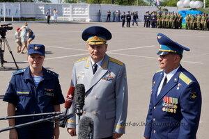 Празднование 20-и летия 45 полка специального назначения ВДВ, Кубинка