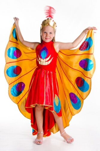 Детский карнавальный костюм Жар-птица