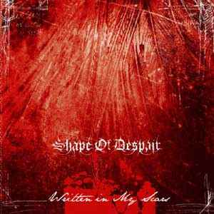 Shape of Despair :  Written in My Scars