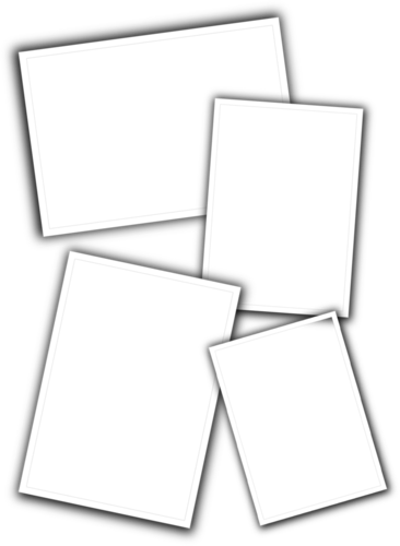 рамки простые