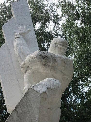ЧВВАКУШ: памятник павшим вВОВ