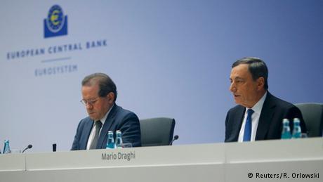 Евро поборол планку в73руб. навыступлении руководителя ЕЦБ Драги