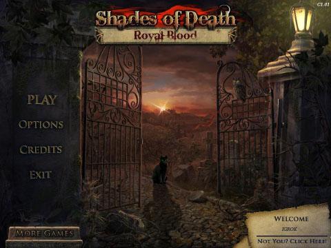 Тени мертвых. Королевская кровь | Shades of Death: Royal Blood (Rus)