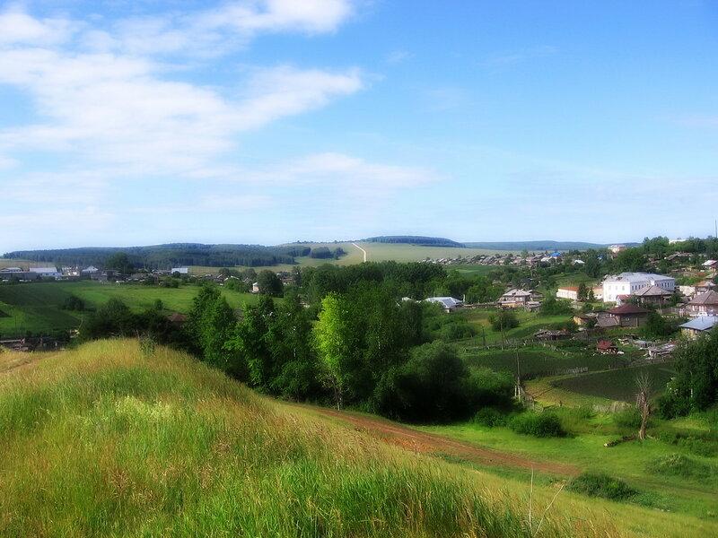 1 Вид Сажино с аэродромной горы.jpg