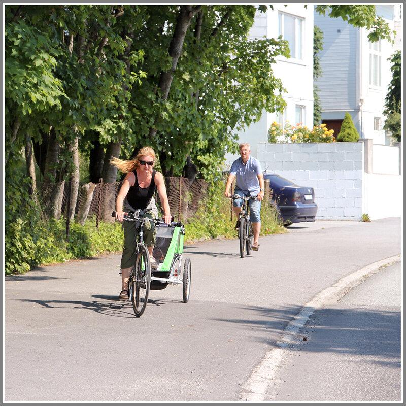 Двухколёсная Норвегия