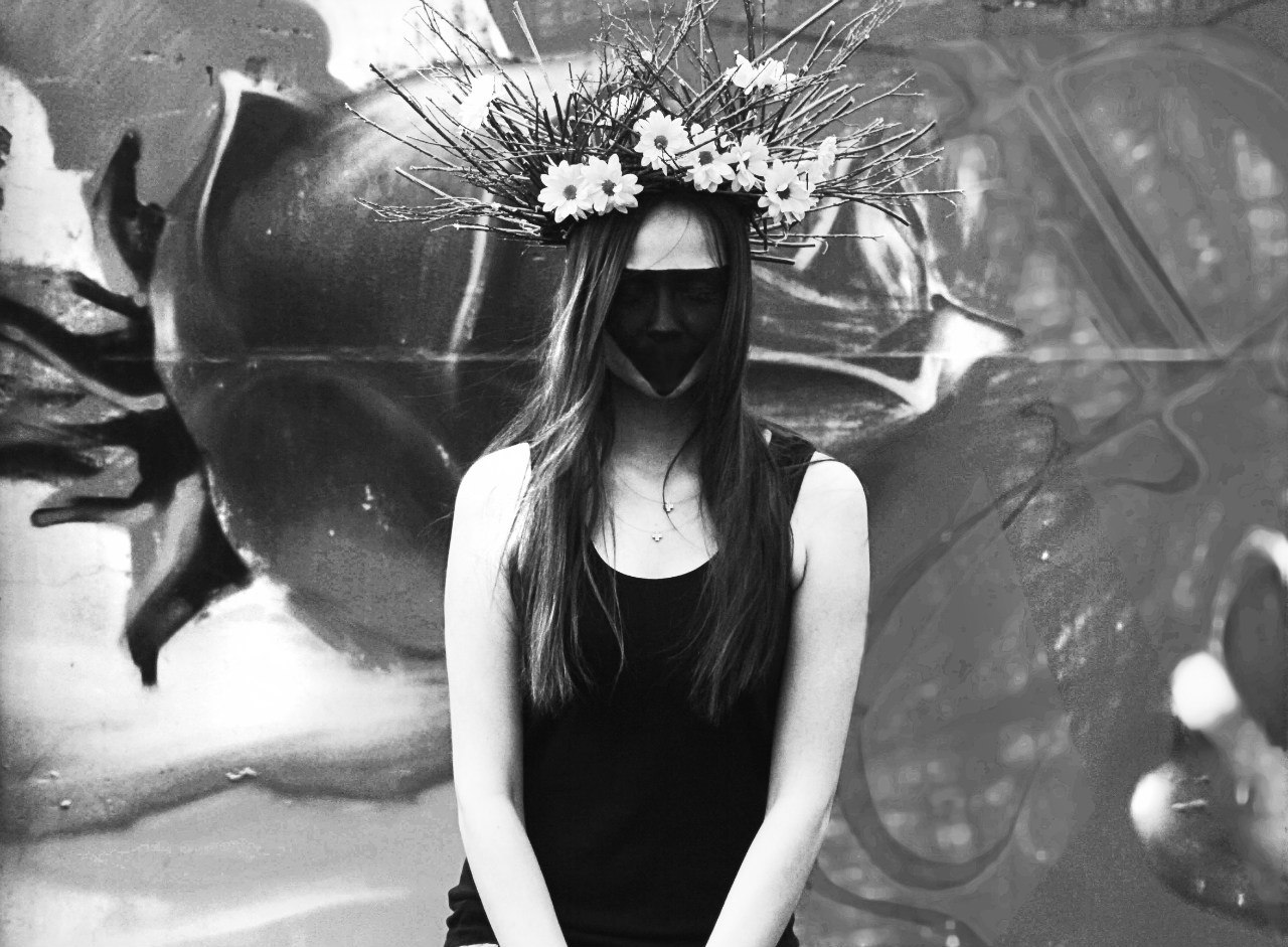 психоделические образы в фотографии