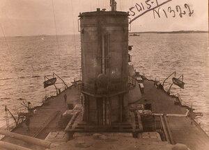 Труба линейного корабля Севастополь.