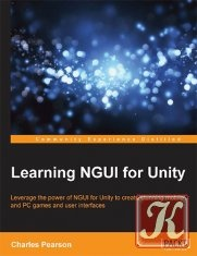 Книга Книга Learning NGUI for Unity