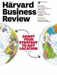 Журнал Harvard Business Review - September 2014 (USA)