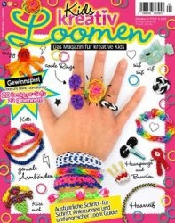 Журнал Kids Kreativ Loomen №5