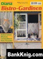 Журнал Diana Special Bistro-Gardinen D1134 2000 jpg  4,08Мб