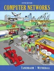Книга Computer Networks, 5th edition