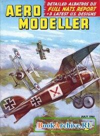 Журнал Aeromodeller Vol.27 No.7 (July 1961).