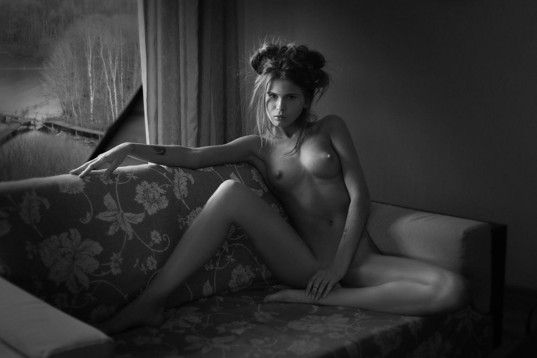 Видео эротические фото дома съемка