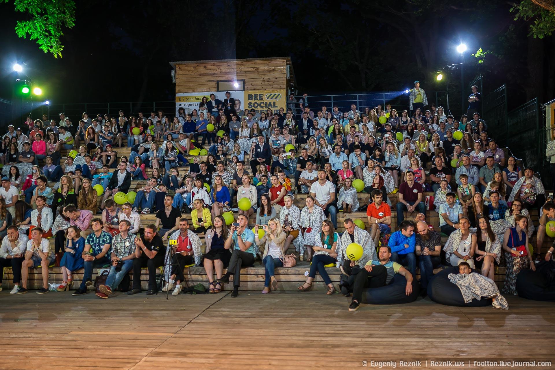 Встреча блогеров с Олегом Барминым в Краснодаре, автор фотографии Женя https://foolton.livejournal.com