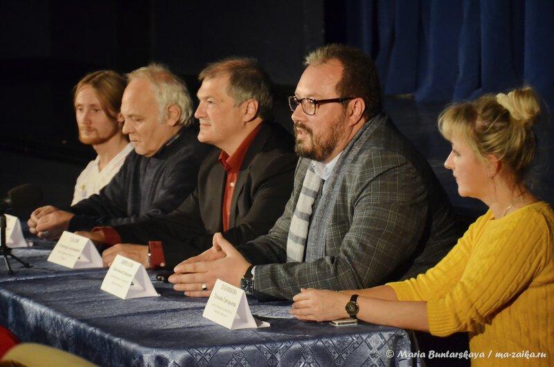 Рязанский областной театр кукол, Саратов, театр кукол 'Теремок', 22 октября 2014 года