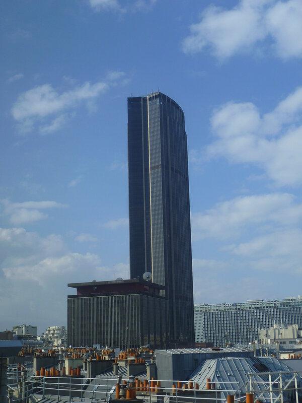 Париж, башня Монпарнас (Paris Montparnasse Tower)