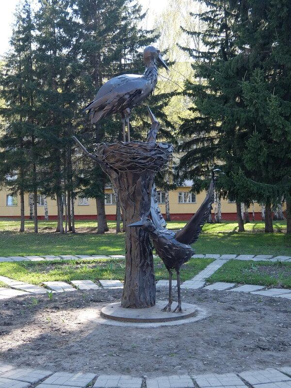 Барнаул - Аисты