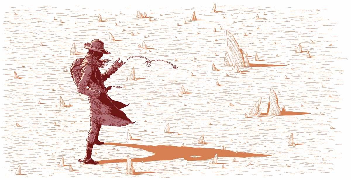 Последние дни Билли Кида (легендарного американского бандита конца 19 века)