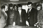 БЗПП, показ Песнярам нового ЭМИ, 1975