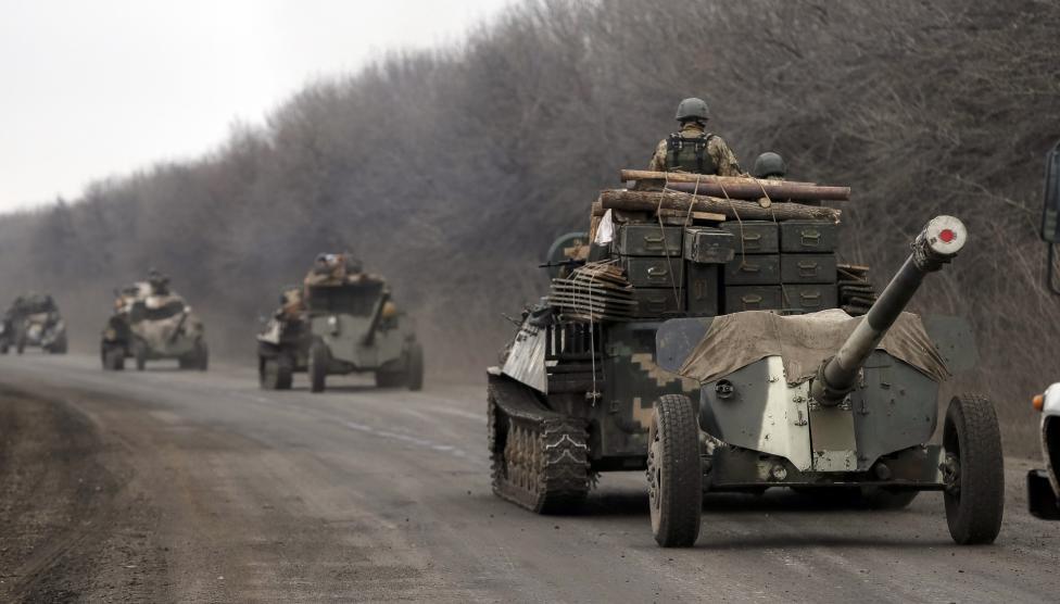 ВСУ вернут на первую линию обороны отведенную артиллерию в случае дальнейшего обострения ситуации, - Генштаб