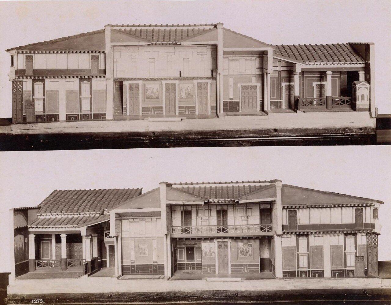 1875. Дом Трагического поэта (реконструкция)