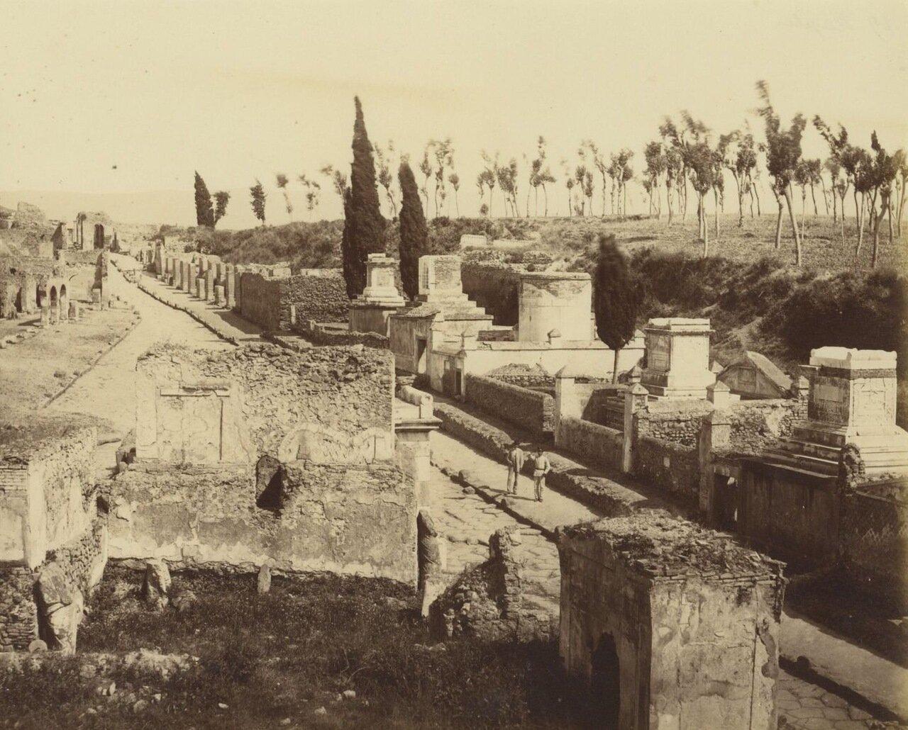 1875. Дорога Гробниц