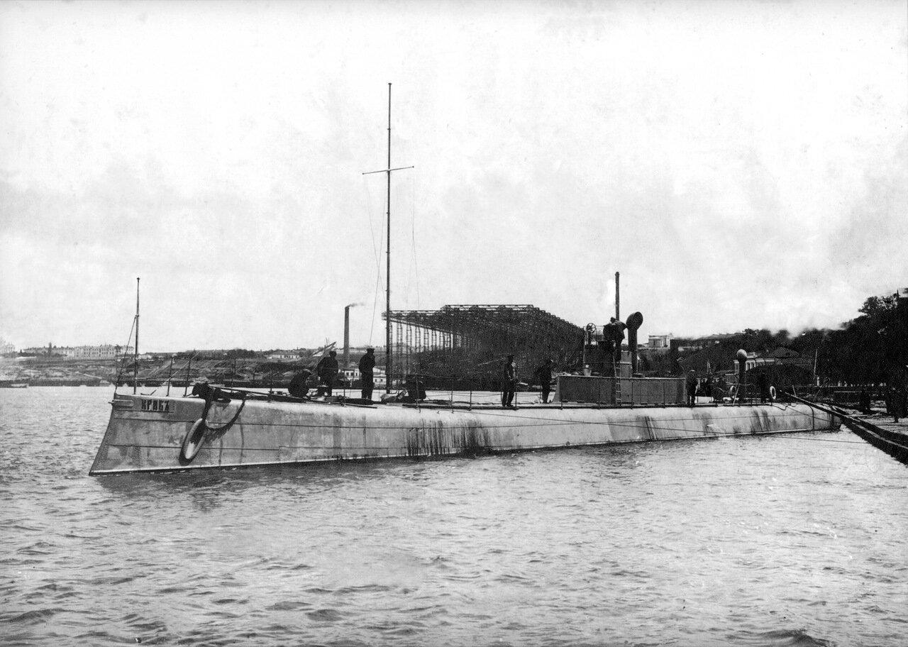05. Подводная лодка Краб