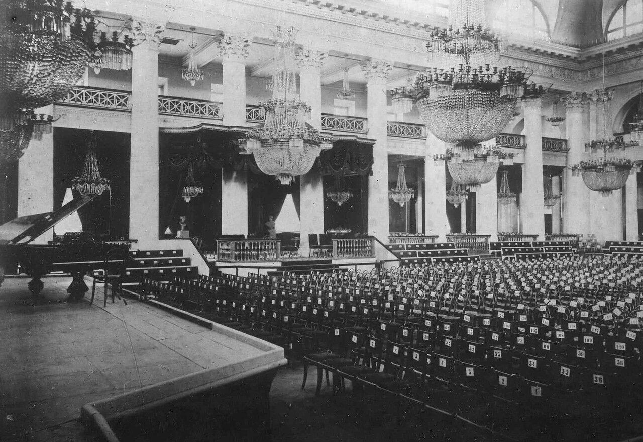 03. Зал Дворянского собрания. До 1900