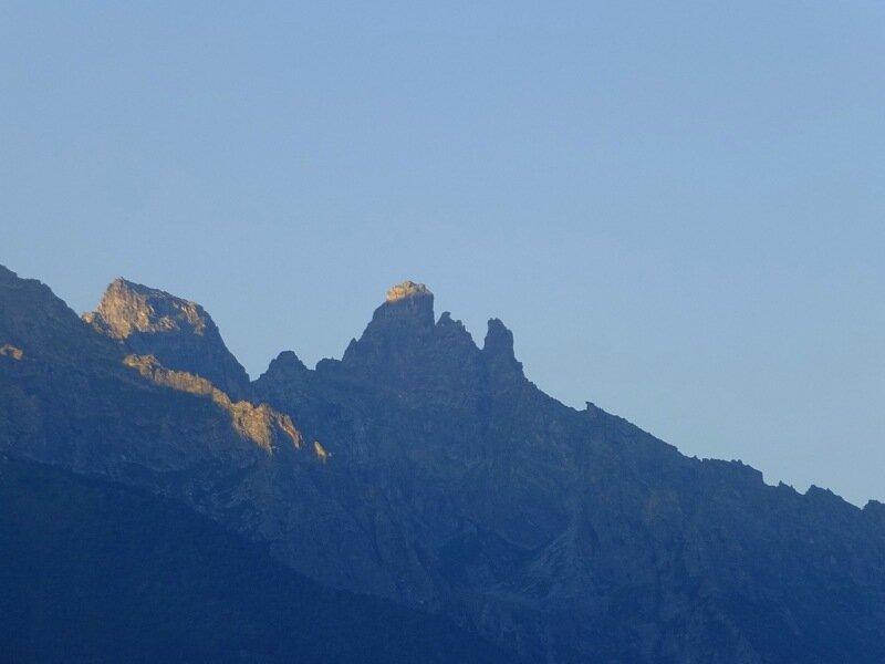 теберда горы