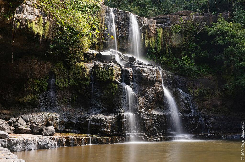 Водопад Klog Chao