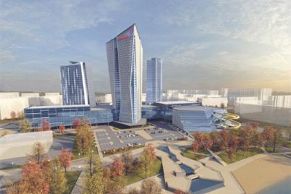 Самый крупный МФК Нижнего Новгорода будет построен китайцами