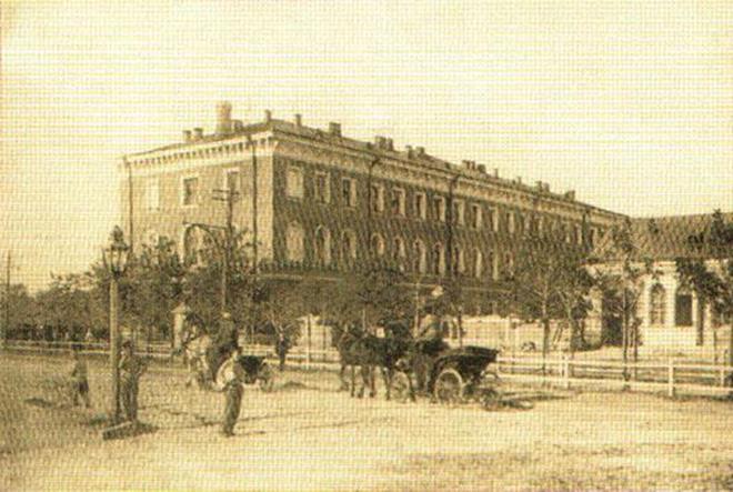 Президент из Елисаветграда